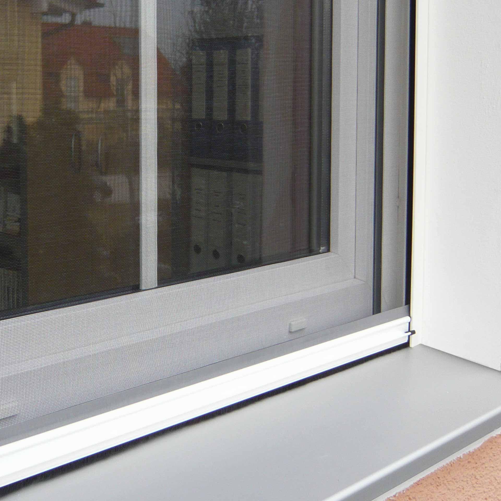 Insektenschutzrollo für Fenster | Rollokasten auch zum Einklemmen | Adria