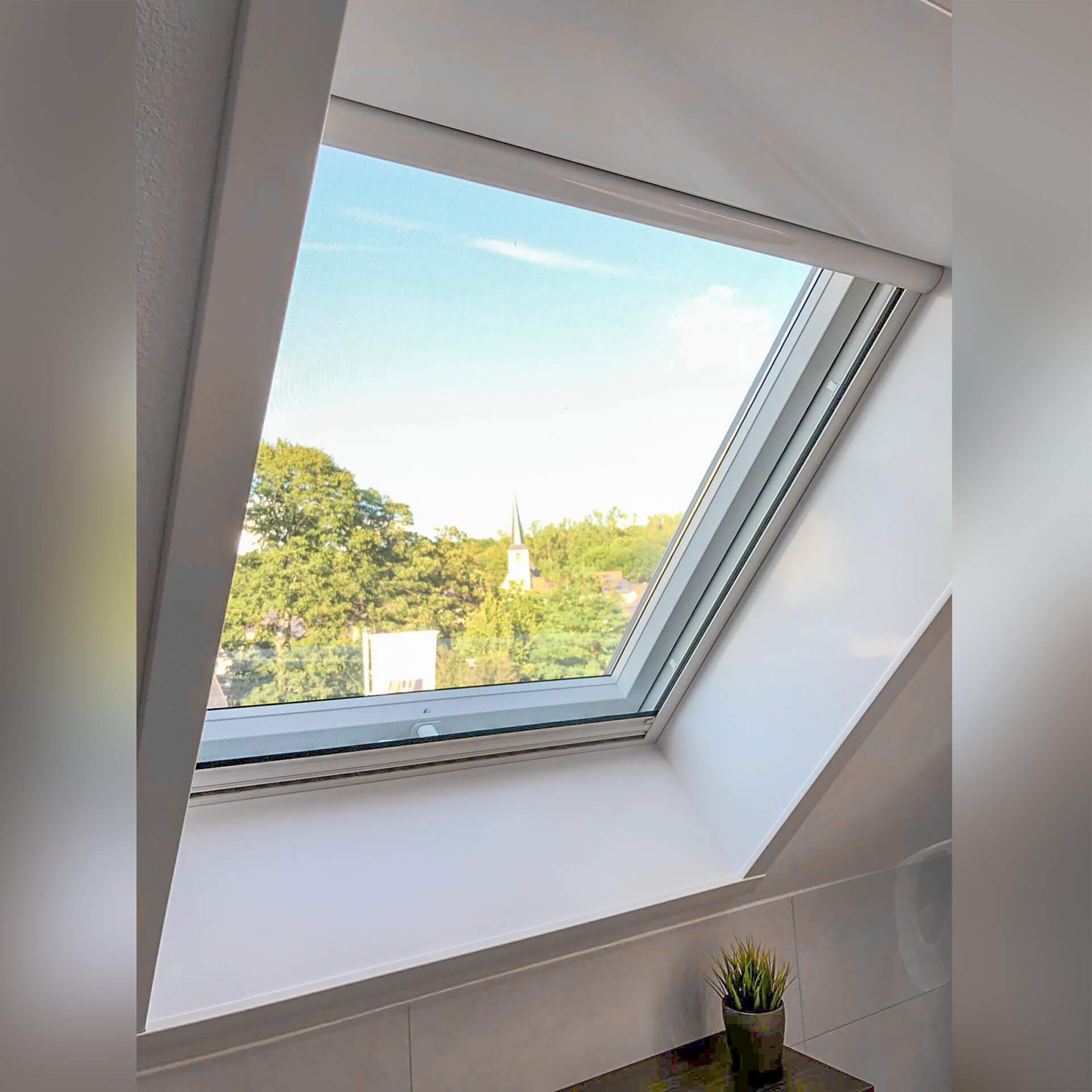 Unser Bestes für Dachfenster | abgerundete Ecken | Bürstendichtung  | StarlineFix