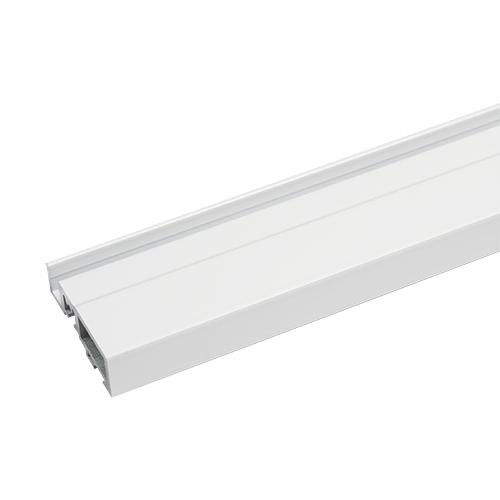 Flairline Rahmenprofil Weiß RAL 9016