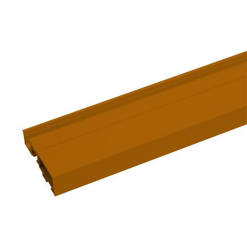Flairline Rahmenprofil Braun RAL 8001