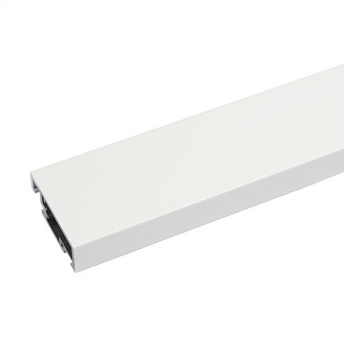 Boxline Rahmenprofil Weiß RAL 9016