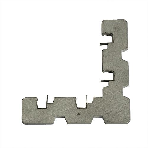 Eckverbinder/Eckwinkel 90° (für Fensterrahmen)