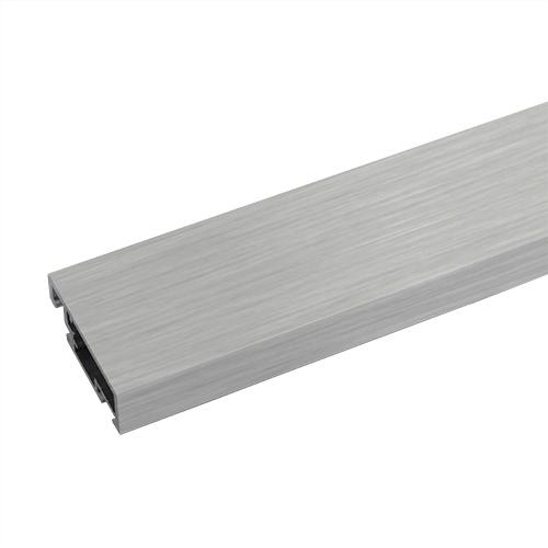 Boxline Rahmenprofil Silber eloxiert
