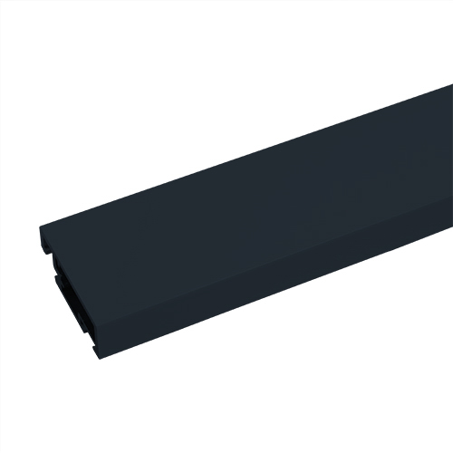Boxline Rahmenprofil Anthrazit RAL 7016