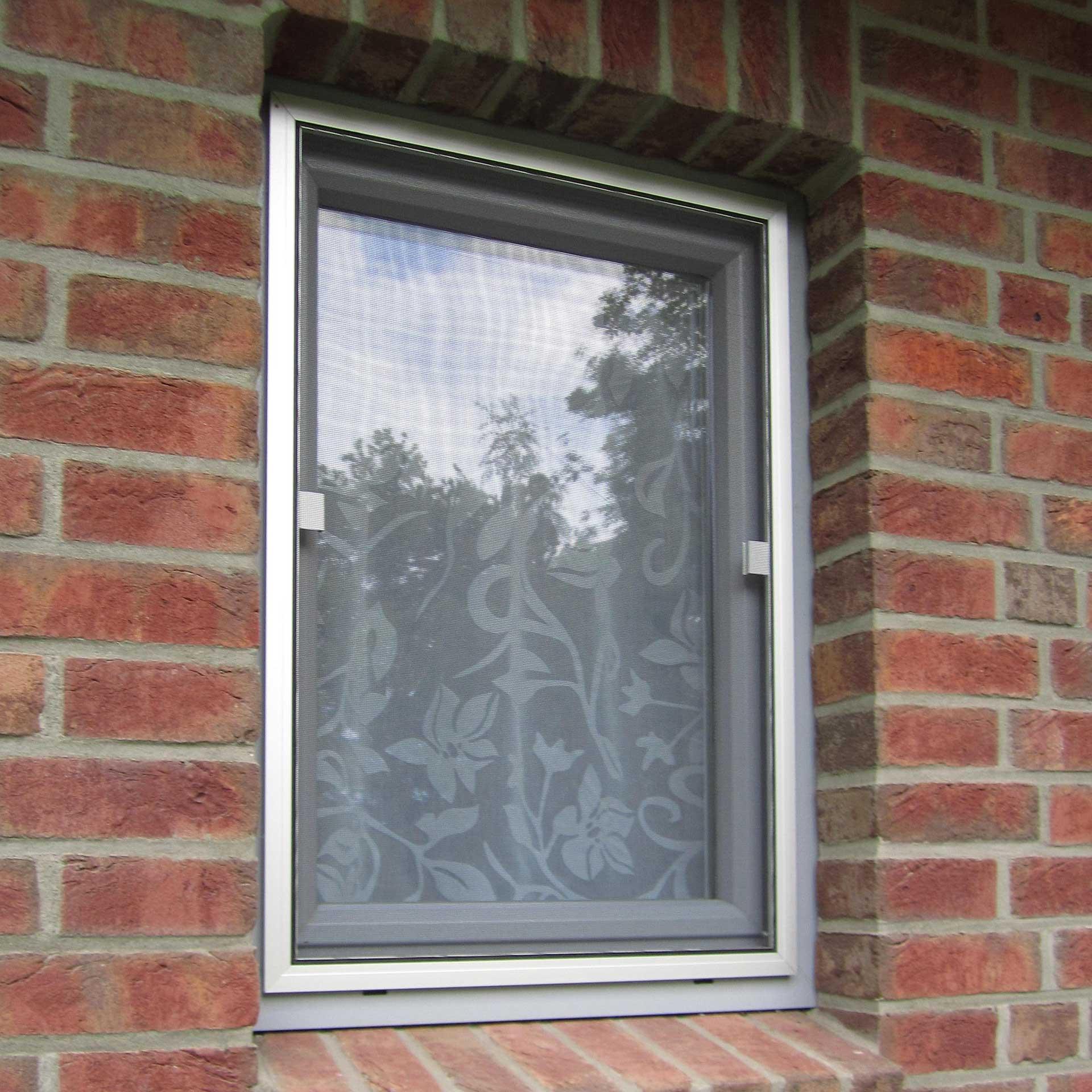 Fliegengitter zum Einhängen vor das Fenster (fix & fertig) | Flairline