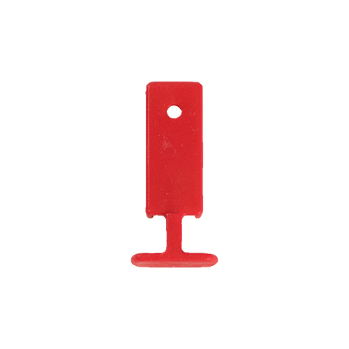 Slimline22 Distanzstück rot