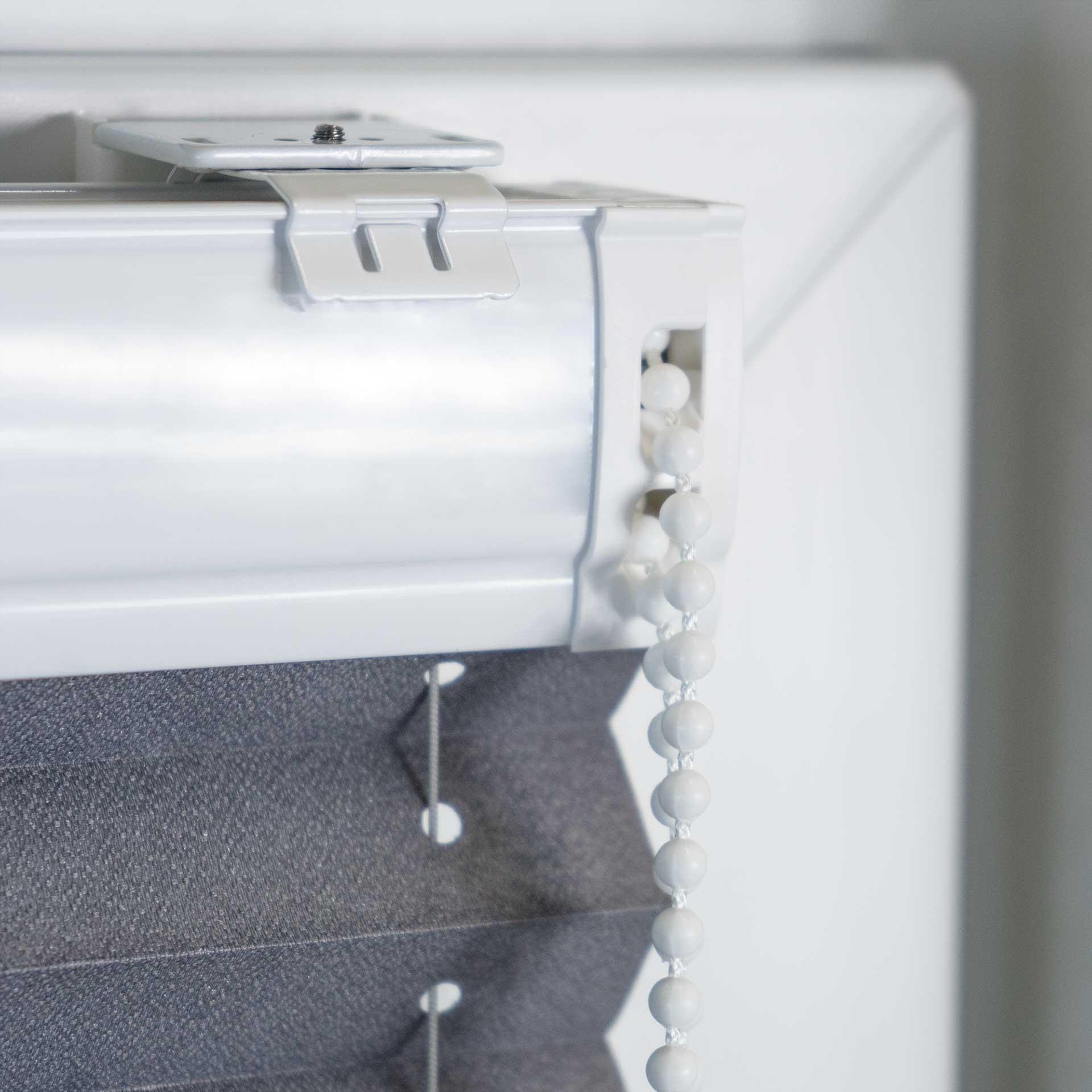 Sonnenschutz-Plissee FK für Fenster | auf Maß mit Bedienkette