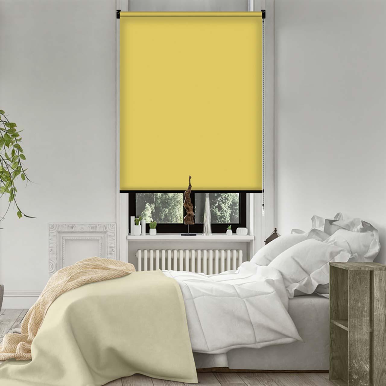 Sunovum Light | preiswertes Sonnenschutzrollo mit Bedienkette