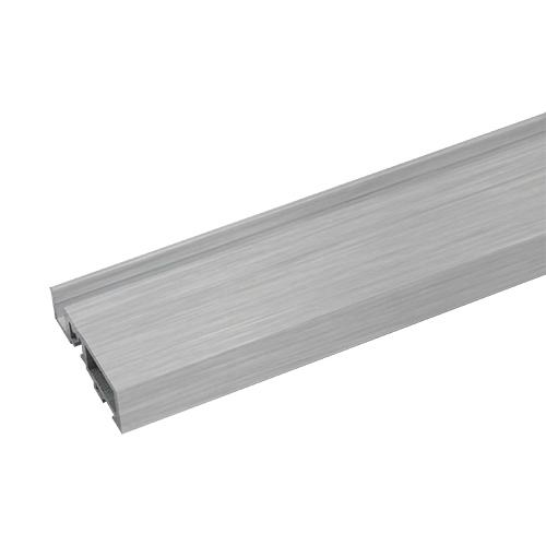 Flairline Rahmenprofil Silber eloxiert